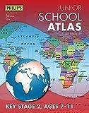 Philip's Junior School Atlas 10th Edition (Philip's Road Atlases)