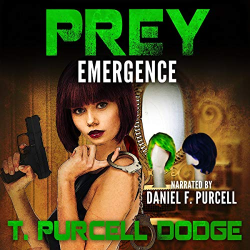 Prey: Emergence audiobook cover art