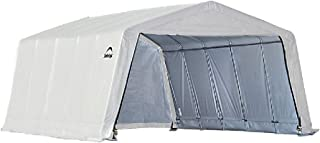 ShelterLogic Replacement Cover Kit 12x20x8 Peak 90516 805131 for Models 62691, 62791 or 62678 (21.5oz White)