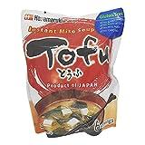 Zuppa di miso con tofu 6 porzioni - 109,2 g