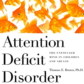 Attention Deficit Disorder audiobook cover art