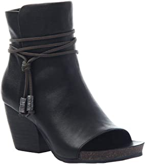 Women's Vagabond Open Toe Booties