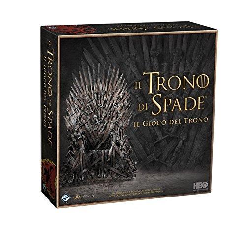 Asmodee Spade Trono gioco da tavolo edizione italiana, Colore, 9072