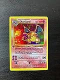 Holographic Charizard 1st Edition Shadowless Custom Made Pokemon Card Proxy