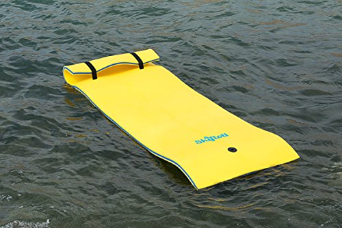 Skiflott Wassermatte Schwimmmatte S 260x90x3,5cm