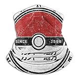 Kanto University desde 1996 Mon-star Of The Pocket Face Scarf Bandanas para...