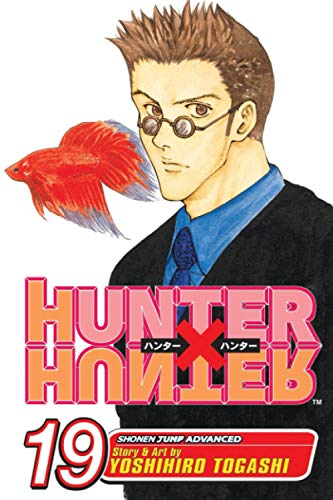 "Composition Notebook: Hunter X Hunter Vol. 19 Anime Journal/Notebook, College Ruled 6"" x 9"" inches, 120 Pages"