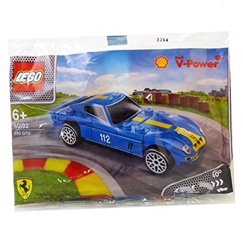 Shell V-power Lego Collection Ferrari 250 GTO 40192 Exclusive Sealed