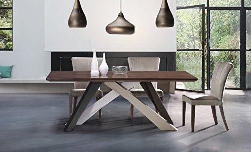- DECORARTE - Mesas de Comedor Modernas - Mesa Aramis (200x100)