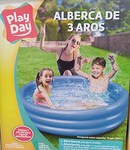 Albercas Inflables marca Play Day