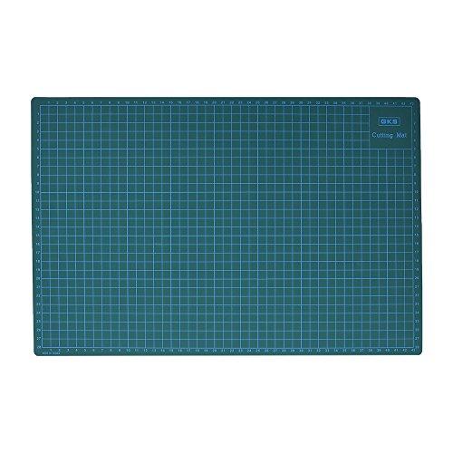 KKmoon GKS PVC A3 tabla de corte doble cara 30 cm * 45 cm * 3 mm, verde