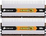 Corsair DHX 4 GB (2 X 2 GB) 240-pin DDR2 800MHz Dual Channel Memory Kit