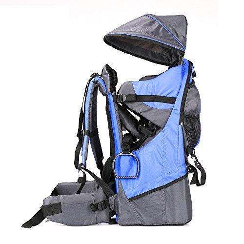 Pawsfiesta Porte bébé support dorsal pour l'enfant pour les...