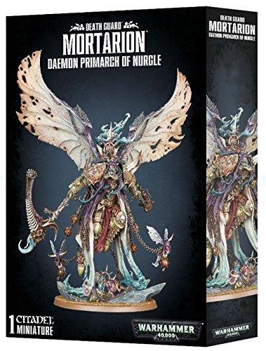 Games Workshop Death Guard Daemon Primarch Mortarion Warhammer 40,000