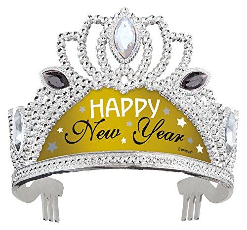 Unique Party 63507 – Chapeau de fête du Nouvel an