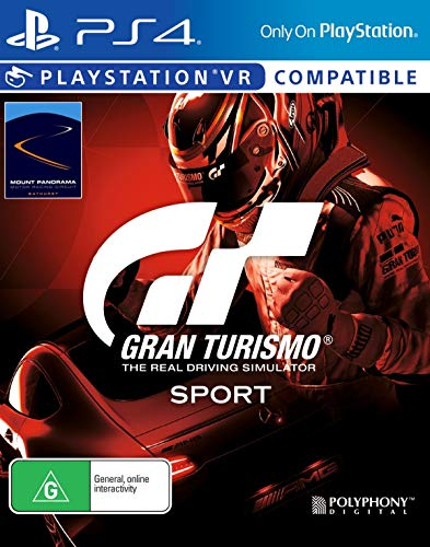 Gran Turismo Sport - PS4