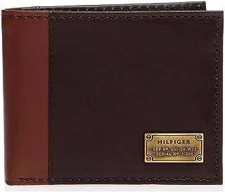 Tommy Hilfiger Men's Melton's Passcase Billfold Wallet [31TL22X047]