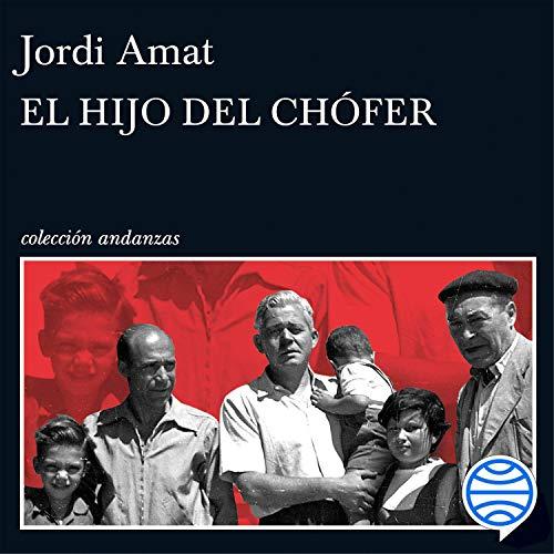 Diseño de la portada del título El hijo del chófer