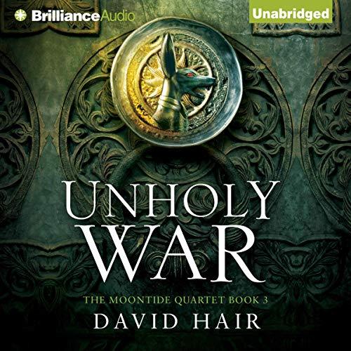 Couverture de Unholy War