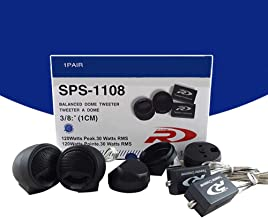 $35 » Sponsored Ad - MoRan Professional car high Fidelity Stereo Speaker SPS-1108 Tweeter, car Modified car Audio Silk