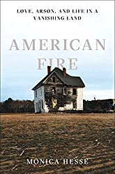 Book cover for American Fire by Monica Hesse.