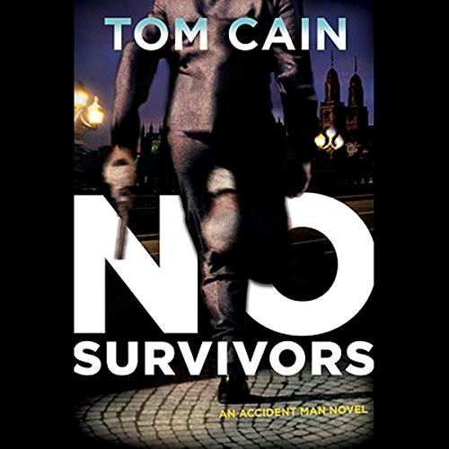 No Survivors audiobook cover art