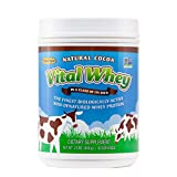 Well Wisdom - Vital Whey Natural Cocoa Flavor 600g (21oz) [Health and Beauty]