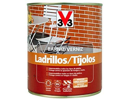 BARNIZ LADRILLO Y PIEDRA NATURAL V33 INCOLORO