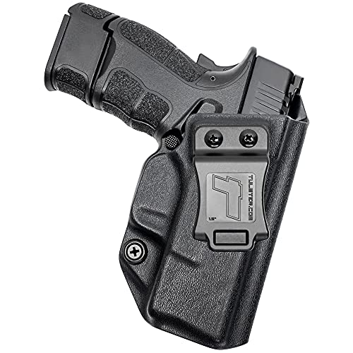 Tulster IWB Profile Holster in Right Hand fits: Springfield Armory XDS 3.3' 9/40/45