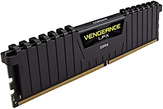 CORSAIR Vengeance LPX 128GB (4x32GB) DDR4 2666 (PC4-21300) C16 1.2V Desktop Memory - Black