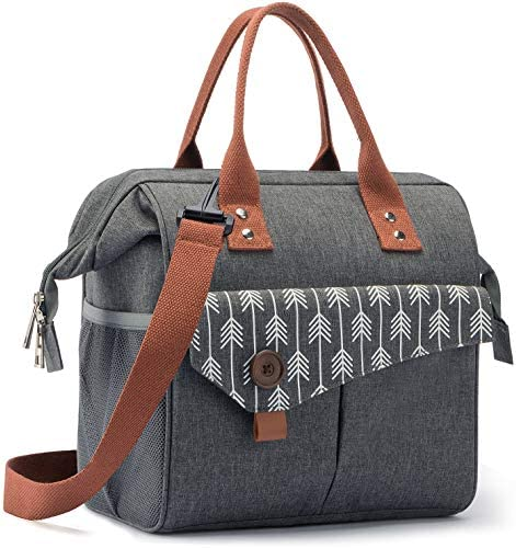 Lunch Bag with Leak Proof Material Insulated Lunch Box for women men Lunch Tote Bag for Work product image