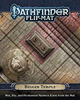 Pathfinder Flip-mat: Bigger Temple (Pathfinder Flip Mat)
