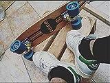 Ridge Retro Skateboard Mini Cruiser - 4