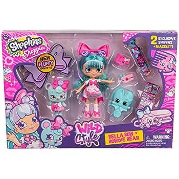Shopkins Season 9 Wild Style Shoppies - Bella | Shopkin.Toys - Image 1