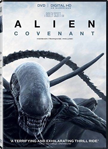 Alien Covenant (Bilingual) [DVD + Digital Copy]