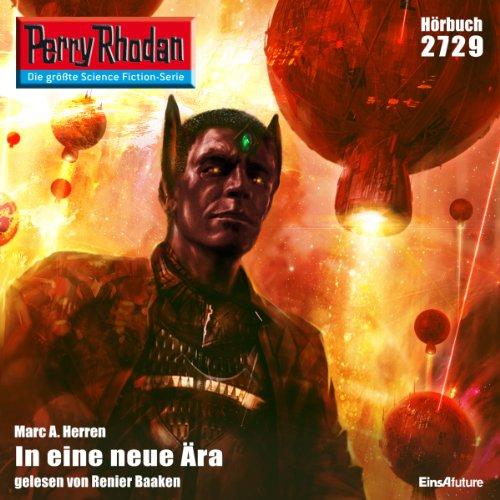In eine neue Ära (Perry Rhodan 2729) Titelbild