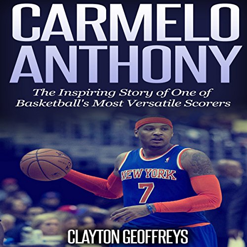 Carmelo Anthony cover art
