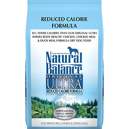 Natural Balance Original Ultra Reduced Calorie Dry Dog Food