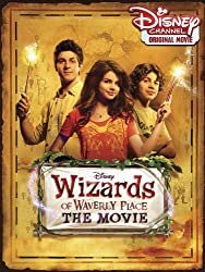 Disney Wizards of Waverly Place the Movie for Halloween