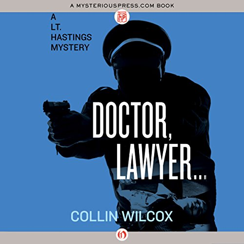 Doctor, Lawyer… audiobook cover art