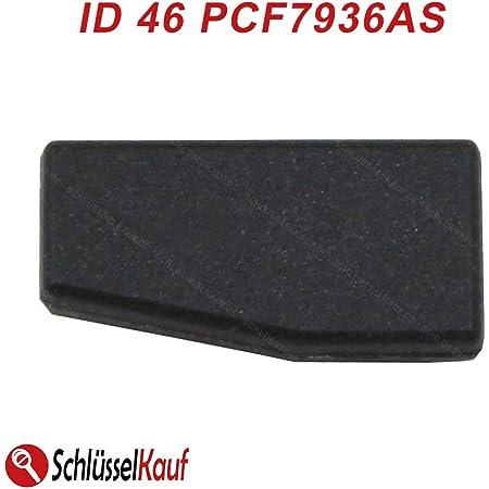 Id46 Pcf7936as Transponder Wegfahrsperre Schlüssel Elektronik