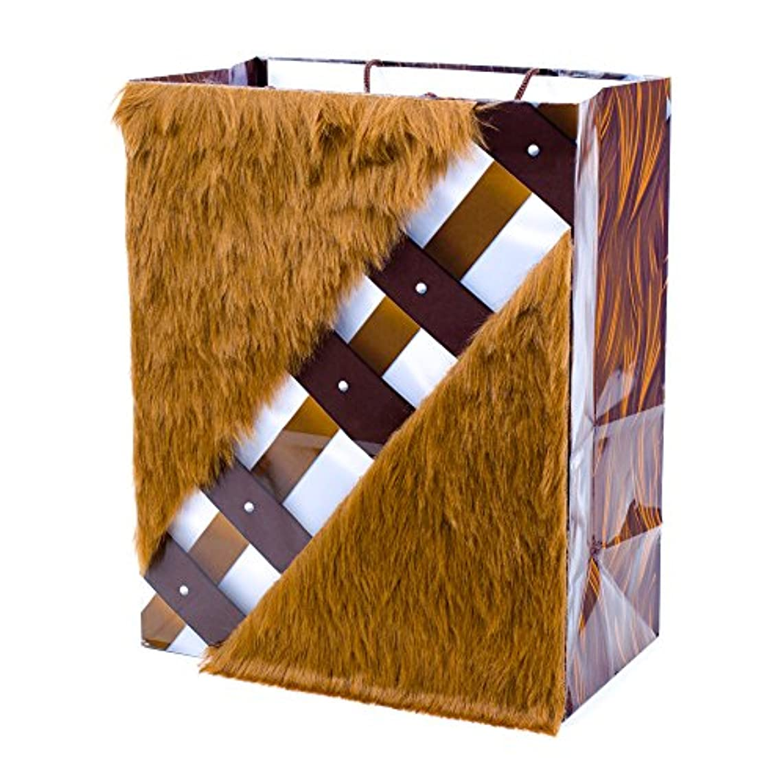 Hallmark Large Gift Bag (Chewbacca with Faux Fur)