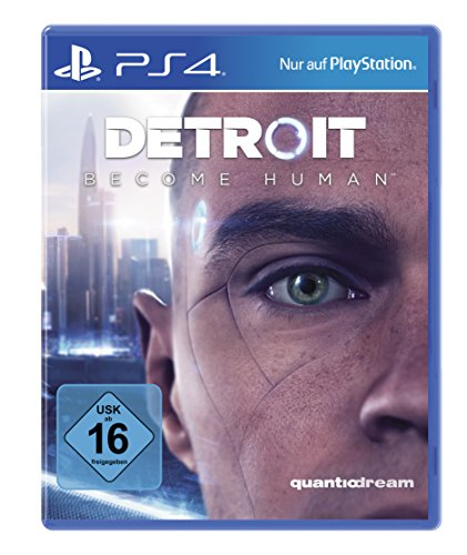 Detroit: Become Human - PlayStation 4 [Edizione: Germania]