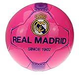 Real Madrid Balón de fútbol, Niño, RM7BG6, Rosa