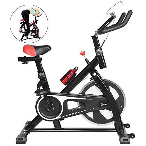 soporte para bicicleta estatica casero