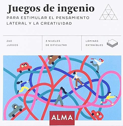 Juegos de ingenio para estimular el pensamiento lateral y la creatividad (Cuadrados de...