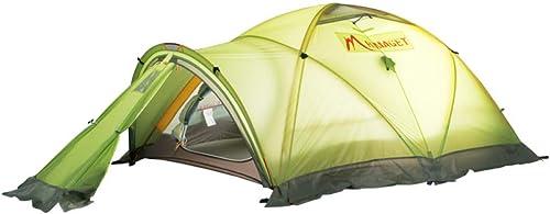MDZH Tente Tente 40D en Nylon Fabic à Double Couche De Tente De Montagne en Aluminium De Camping