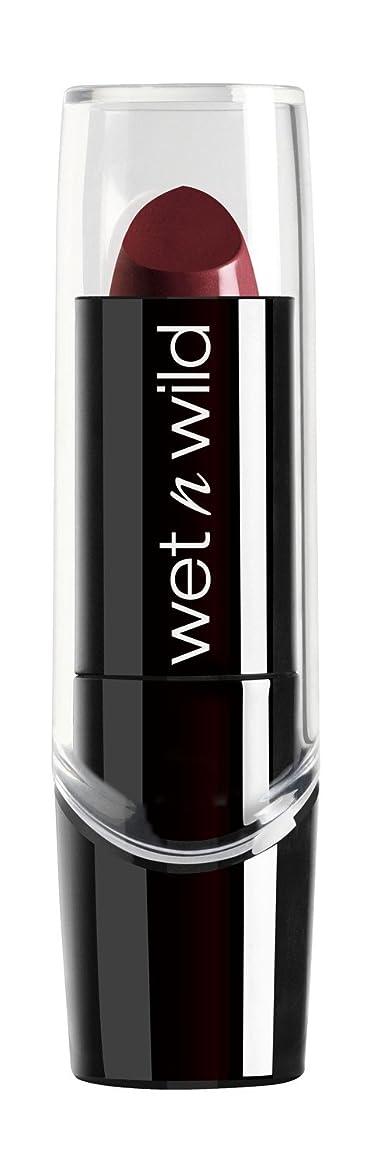 進化電話する砲撃WET N WILD Silk Finish Lipstick - Black Orchid (並行輸入品)