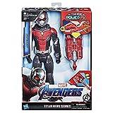 Marvel Avengers Marvel Avengers Endgame Titan Power FX – Ant Man y Power Pack – 30 cm – Habla en francés – Juguete Vengadores