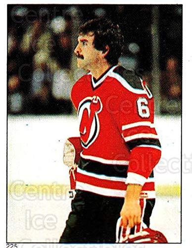 (CI) Joel Quenneville Hockey Card 1983-84 O-Pee-Chee Stickers 225 Joel Quenneville